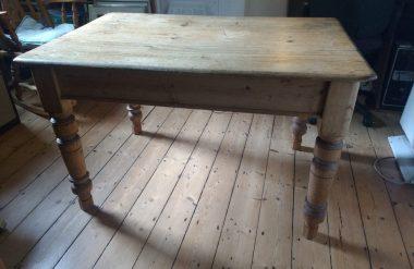 table conversion